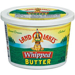 LAND O LAKES BUTTER WHIPPED SALTED