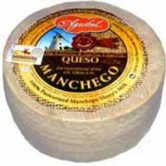 MANCHEGO 6 MONTHS AGED CHEESE