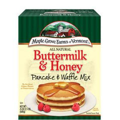 MAPLE GROVE FARM BUTTERMILK & HONEY PANCAKE & WAFFLE MIX - ALL NATURAL