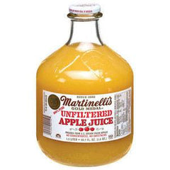 MARTINELLI'S UNFILTERED APLLE JUICE
