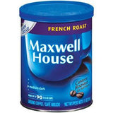 MAXWELL HOUSE FRENCH ROAST COFFEE