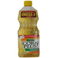 MAZOLA CORN PLUS