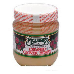 MCCLURE'S CREAMED CLOVER HONEY