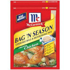 MCCORMICK BAG N' SEASON CHICKEN