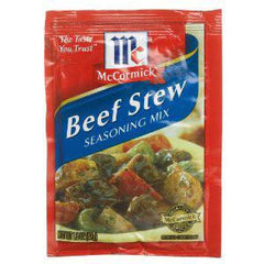 MCCORMICK BEEF STEW SEASONING