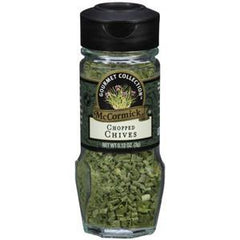 MCCORMICK GOURMET CHOPPED CHIVES