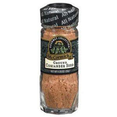MCCORMICK GOURMET GROUND CORIANDER SEED