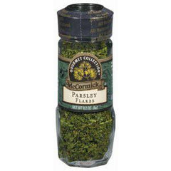 MCCORMICK GOURMET PARSLEY FLAKES