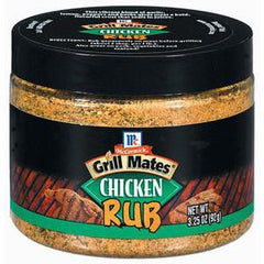 MCCORMICK GRILL MATES CHICKEN RUB