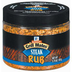 MCCORMICK GRILL MATES STEAK RUB