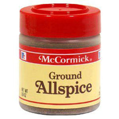 MCCORMICK GROUND ALLSPICE