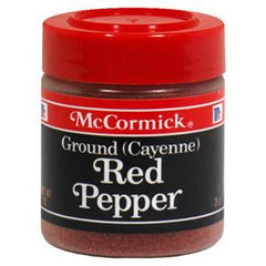 MCCORMICK GROUND RED PEPPER