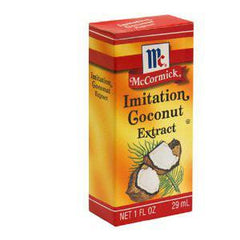 MCCORMICK IMITATION COCONUT EXTRACT