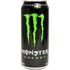 MONSTER ENERGY DRINK