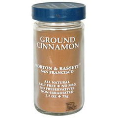 MORTON & BASSETT CINNAMON GROUND