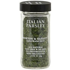 MORTON & BASSETT ITALIAN PARSLEY
