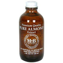 MORTON & BASSETT PURE ALMOND EXTRACT