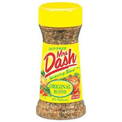 MRS DASH ORIGINAL SEASONING BLEND SALT-FREE
