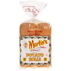 MARTIN'S POTATO ROLLS BREAD