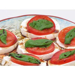Mozzarella W/Basil Fresh Tomatoes