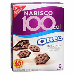 NABISCO 100 CALORIE THIN CRISPS - WAFER SNACKS