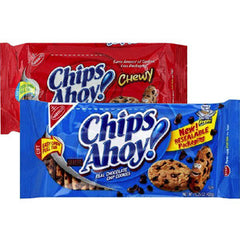 NABISCO CHIPS AHOY! REDUCED FAT COOKIES