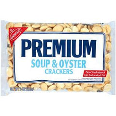 NABISCO PREMIUM SOUP & OYSTER - CRACKERS
