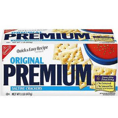 NABISCO PREMIUM ORIGINAL CRACKERS