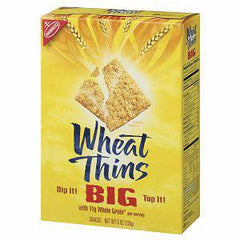 NABISCO WHEAT THINS BIG CRACKERS