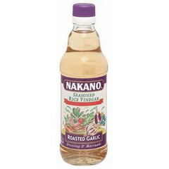 NAKANO RICE VINEGAR ROASTED GARLIC