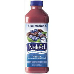 NAKED BLUE MACHINE JUICE
