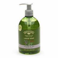 NATURE'S GATE FRUIT BLEND TEA TREE & BLUE CYPRES HAND SOAP
