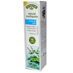 NATURE'S GATE ANISE TOOTHPASTE