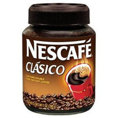 NESCAFE CLASICO DARK ROAST INSTANT COFFEE