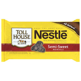 NESTLE SEMI SWEET MORSEL CHOCOLATE - ALL NATURAL