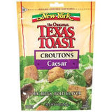 NEW YORK TEXAS TOAST CAESAR CROUTONS