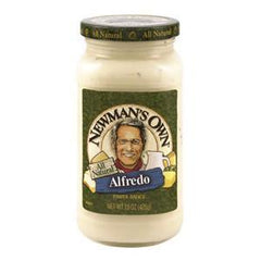 NEWMAN'S OWN ALFREDO SAUCE - ALL NATURAL