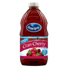 OCEAN SPRAY CRAN - CHERRY JUICE DRINK -VITAMIN C