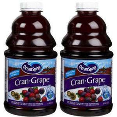 OCEAN SPRAY CRANGRAPE COCKTAIL