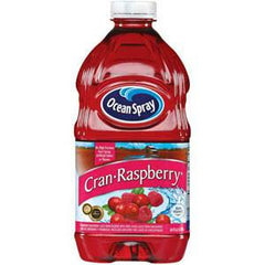 OCEAN SPRAY CRAN-RASPBERRY JUICE DRINK- VITAMIN C