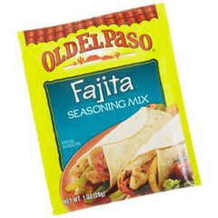 OLD EL PASO FAJITA TACO SEASONING MIX