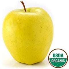 ORGANIC GOLDEN DELICIOUS APPLE FROM USA