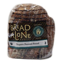 BREAD ALONE ORGANIC PEASANT BREAD