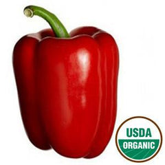 ORGANIC RED PEPPER FROM USA