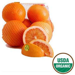 ORGANIC RUBY GRAPEFRUIT FROM USA