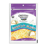 ORGANIC VALLEY  ORGANIC MEXICAN BLEND SHREDDED CHEESE