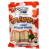 ORGANIC VALLEY ORGANIC STRINGLES CHEDDAR CHEESE
