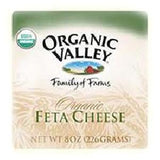 ORGANIC VALLEY ORGANIC FETA CHEESE