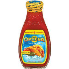 ORTEGA ORIGINAL MEDIUM TACO SAUCE