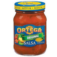ORTEGA SALSA MEDIUM ORIGINAL